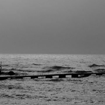 Visby beach