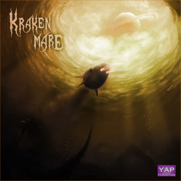 Kraken Mare Artwork