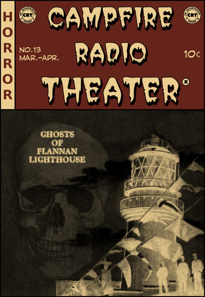 Campfire Radio Theater #13 Cover Art