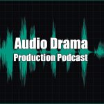Audio Drama Production Podcast Logo
