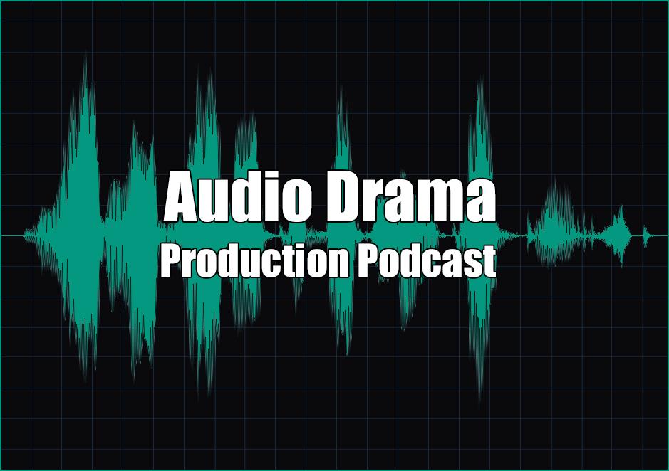 Audio Drama Production Podcast Logo