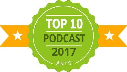 Podbean Top10 Arts 2017