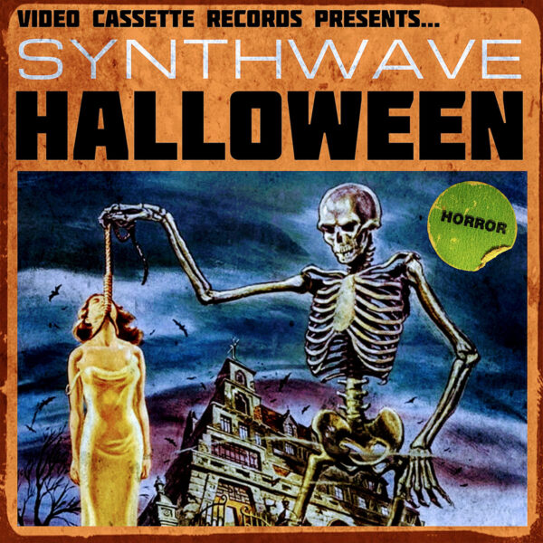 Synthwave Halloween Vol1